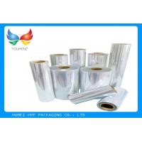 China Industrial Moisture Proof PET Release Film / Heat Resistant Polyester Film wholesale