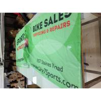 Quality Custom Fabric Advertising Banners for sale