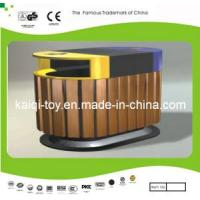 China Park Table and Chair and Dustbin (KQ10186B) wholesale