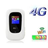 """China Portable 4G MIFI Router with sim card slot,1.44"""" LCD Screen wholesale"""