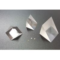 China Customer Size  Optical Prism , BK7 Right Angle Prism With Transparent Color wholesale