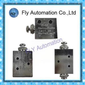 China KOGANEI TAC2-31P/41P/41PP TAC2 Push Button Air Valve Spring Return Valve Mechanical on sale