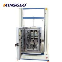 China Korea TEMI880 Auto Fabric CRE Extension Universal Tensile Testing Machine with 0.5~500mm/min Speed wholesale