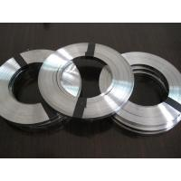 Polished Stainless Steel Coil 201 Stainless Steel Strap Round Edge ISO Certificate