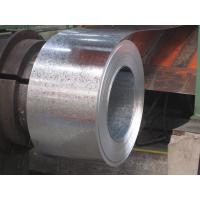 China EN10147 Zero Spangle Hot Dipped Galvanized Steel Strip with Passivated and Oiled wholesale
