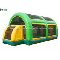 China  Colored Reusable Inflatable Basketball Court UV Resistance For Family  for sale