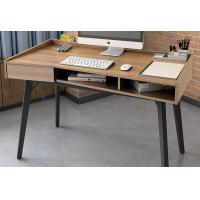 China Solid Wood Student Desktop Computer Desk / Bedroom Nordic Desk Learning Table wholesale