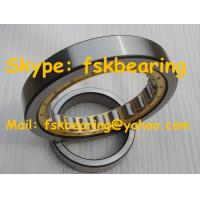 Quality Brass Cage Cylindrical Roller Bearing for Air Compressor SKF NU2216 CEM / C3 for sale
