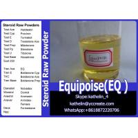 Buy cheap Steroid Raw Boldenone Steroid Liquid Equipoise ( Boldenone Undecylenate ) / EQ / from wholesalers
