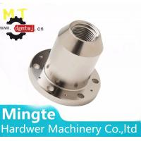 Buy cheap Oem custom metal and plastic parts fabrication service, cnc machining parts, from wholesalers