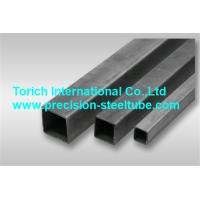 China Welded Structural Steel Pipe Carbon Steel , Structural Square Steel Tubing wholesale