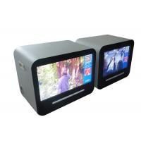 China Transparent Display Box  touch screen lcd display , multi touch panel optional wholesale