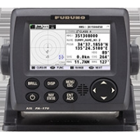"""China FURUNO FA170 Class A AIS transponder Clear 4.3"""" color display Global Maritime Distress And Safety System wholesale"""
