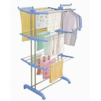 China Blue Indoor Home Clothes Rack Dryer Hanger NG-300W3 wholesale