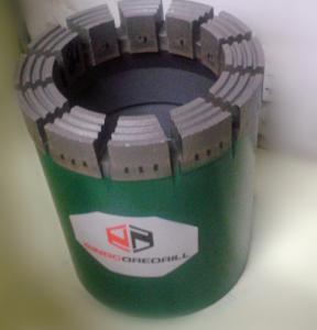China Diamond Core Bits PQ Core Drill Bits Q Series For Mineral Exploration Industry on sale