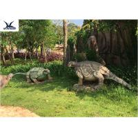 Life Size Realistic Animal Statues Resin Silicone Model Environmental Protection