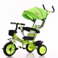 China New 4 in 1 Baby Tricycle Cheap Children Tricycle 3 Wheels High Quality Kids Tricycles wholesale