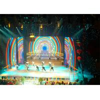 China Lightweight Stage Video Wall Rental Led Displays For Hire , 500 X 1000mm wholesale
