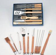 China Stainless Steel BBQ Tool Set wholesale