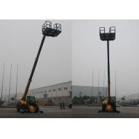 China Construction Lifting Equipment Telescopic Forklift 16.7 m Rated Load 3500kg wholesale