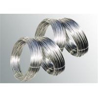 Buy cheap Polished Surface Stainless Steel Wire Customized 0.016mm - 25mm ISO9001 from wholesalers