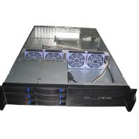 ED206H65 2U Bays SATA/SAS Hot-swap Server Chassis