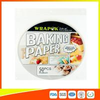 China Food Baking Paper Sheets Kitchen Perforated Parchment Paper For Household wholesale