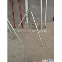 China Zinc - Plated Steel Post Shores Steel Formwork For Concrete Slab wholesale