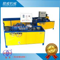 China 0.6m-6m Stainless wire Universal Type Chainlink Fence Weaving Machine 220V / 380V wholesale