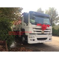 China 8 X 4 Truck Mounted Concrete Pump Machine SINOTRUK HOWO Low Consumption on sale