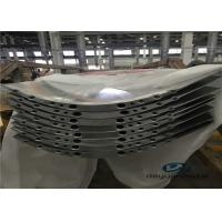 China Natural Color Mill Finish Aluminium Extrusion Profile With Alloy Temper 6063-T5 wholesale