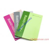 China new design daily notebook top spiral bound hardcover thick notebook wholesale