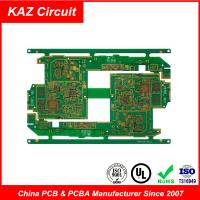 China 4-10 layers FR4 HDI Printed Circuit Boards Blind holes Burried holes impedance control BGA wholesale