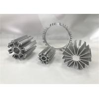 China standard Industrial Aluminium Heat Sink / Aluminium Extrusion Profiles wholesale