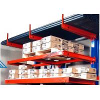 China Steel cantilever storage racks - cantilever racking - cantilever shelving racks - cantilever stand wholesale