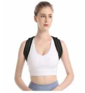 China Men Women Adjustable Shoulders Back Support Posture Corrector Braces Posture Correction wholesale