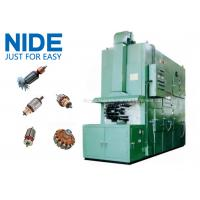 China High efficiency Armature Trickling Impregnation Machine , Adjustable Pitch Time wholesale
