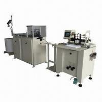 China Double Loop Wire Forming and Binding Machine in Line with One Year Warranty wholesale
