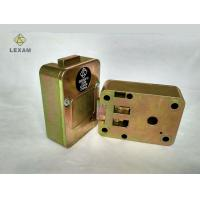 China Easy Installation Mechanical Safe Lock , Gun Safe Mechanical Lock For Storage Box wholesale