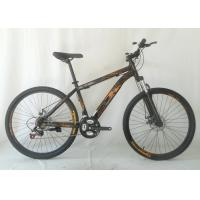 Buy cheap 21 Speed Hardtail Cross Country Bike Mountain Steel Suspension Fork from wholesalers