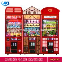 MIYING hot sale malaysia claw toy game toy grab machine manufacturer