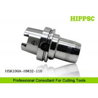 Quality 20CrNiMo Hydraulic Tool Holder / HSK100A Tool Holders High Accuracy 3μm for sale