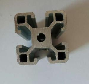 China Medical / Industrial Aluminium Profile , Drawbench Steel Polished Aluminium Profile wholesale