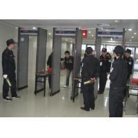 Quality High sensitive Door Frame Metal Detector Airport Security metal detector for sale