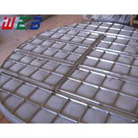 China Monel Wire Mesh Demister Pads (DN300-DN6000) wholesale