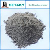 China self-leveling compounds for interior concrete wholesale