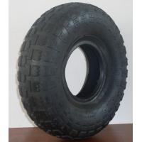 China 5.00 - 6 Pneumatic Wheel Colored Tr87 Straight Tread Pattern wholesale