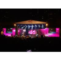 Quality Waterproof Rental LED Displays , full color LED Stage Display for Music Concert for sale