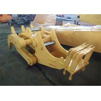China Komatsu PC230 7 Tooth Rotating Log Grapple / Log Grab for Excavtor 23 Ton wholesale