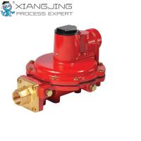 China Balanced First Stage Regulator , Fisher Type R622H Water Line Pressure Reducer wholesale